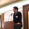 中川理事長 「当会10年の歩みと今後の展望」