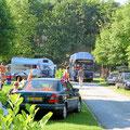 Hölländischer Campingplatz nahe Basel