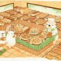 くまのパン屋さん