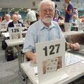Gilbert CERF,127ème à l' Elite