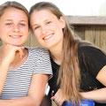 Hannah und Mili
