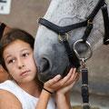 Janina und Cavallo