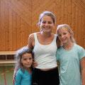 Ida, Hannah und Elisa