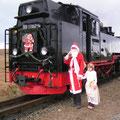 Weihnachtssonderfahrt