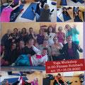 GSKC-Workshop in GO Fitness Butzbach: Yoga-Workshop mit Betty Schätzchen vom 15./16. Februar 2020
