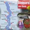 GSKC Butzbach: Schiffsausflug von Boppard bis Rüdesheim vom 01.10.2016