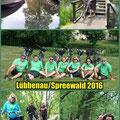 RTC Butzbach: Spreewald (gesamt 218 km) vom 16.05 bis 20.05.2016