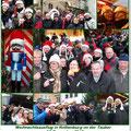 Weihnachtsausflug nach Rothenburg ob der Tauber vom 07. Dezember 2013