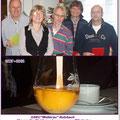 25 Jahre Treue in der Mitgliedschaft des GSKC Butzbach vom 16. Dezember 2012