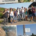 GSKC Butzbach: Mühlenweg-Wanderung im Elsterbachtal (über 13 km) vom 12. September 2020