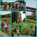RTC Butzbach: Radtour von Nidda nach Wöllstadt vom 22. Mai 2020
