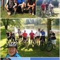 RTC Butzbach: Radtour von Herborn nach Gießen vom 26. Mai 2018