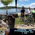 RTC Butzbach: Radtour von Marburg zum Dutenhofener See vom 25. Mai 2019