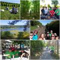 RTC Butzbach: Radtour von Frankfurt-Louisa nach Darmstadt vom 6. Mai 2018