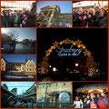 Weihnachtsmarkt in Strassbourg vom 8. Dezember 2012