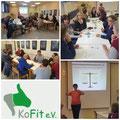 """GSKC Butzbach: Vortrag/Workshop von KoFit e.V. """"Burnout/Despression"""" vom 27. Oktober 2018"""