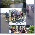 Radtour Gießen - Weilburg (49,42 km) vom 17. August 2013