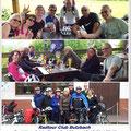 Radtour Bad Hersfeld - Frankfurt (158 km) vom 17. Mai bis 19. Mai 2013