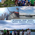 RTC Butzbach: Radtour von WI-Schierstein - Etville - Oestrich - Ingelheim - Budenheim - WI-Schierstein vom 4. Juli 2020