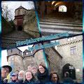 Neujahrswanderung des GSKC Butzbach (12 km) in Braunfels vom 11. Januar 2020