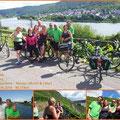 RTC Butzbach: Moselradweg (Mosel & Lahn) → Koblenz - Cochem - Nassau (86,55 km) vom 09. und 10. August 2014