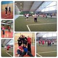 Jahresabschluss des GSKC Butzbach: Indoor-Soccer & Badminton vom 28.12.2014 in Groß-Linden