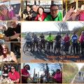 Radtour Butzbach - Gießen (34,01 km) vom 29. März 2014