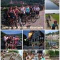RTC Butzbach: Neckarradweg (Bad Wimpfen - Eberbach - Heidelberg) vom 07. bis 09. Juli 2017
