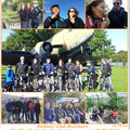Radtour Frankfurt/Main - Flughafen-Sachsenhausen (42,75 km) vom 29. September 2013