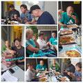GSKC Butzbach: Treffpunkt in der Markusgemeinde vom 31. Mai 2019