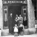 1931 - Entrée du magasin