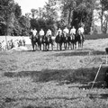 Les cosaques à Nivelles