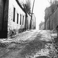 Rue Montagne du Parc (photo Horace Piret)