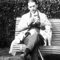 1931 au parc de la Dodaine à Nivelles