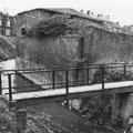 Petit pont rejoignant la rue Demulder venant de la rue Delcroix