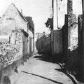 Rue de la Tranquillité 2/11/1948