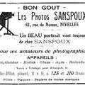 9 juin 1932 - La Lanterne Nivelloise