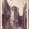 Rue de Charleroi avec indication du domicile de certains habitants