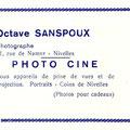 "23 et 27 octobre 1951 - Livret du Cercle Royal ""Les XIII"" Tout va fin bi"