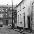Rue des Juifs vers la rue de Saintes