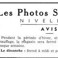 8 janvier 1942 - La Lanterne Nivelloise
