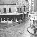 Carrefour rue de Namur et boulevard Fleur de Lys