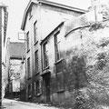 Rue Saint-Maurice (coin de la rue des Juifs)