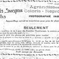 Décembre 1927 - le Ligueur