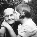 1932 - Avec Mariette Sanspoux