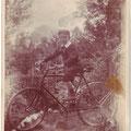 Octave à vélo (vers 1908)