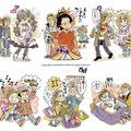「12星座占い」SPRiNG/宝島社