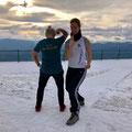 Energie in Bewegung - WimHof Training
