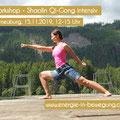 Energie in Bewegung_Katrin Pfeffer_Workshop Shaolin Qi-Gong