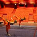 Shaolin Mönche Training